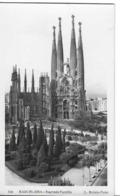 CPA BARCELONE -sagrada Familia - Barcelona