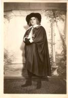 """Photographie Ancienne De Théâtre Par Gilbert-René à Paris, Dorival Dans """"Don Juan"""" En 1922, Comédie Française - Personalidades Famosas"""