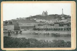Photo Fin XIXème 69 Rhône Lyon Côteau De Fourvière Tirage Albuminé Ca. 1899 - Photos