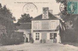 CPA 14 BRAY LA CAMPAGNE   EPICERIE ERNAULT PAR SYLVAIN - Francia
