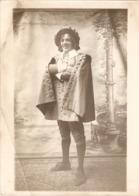 """Photographie De Théâtre Par Gilbert-René, Georges Berr Joue Sganarelle Dans """"Dom Juan"""" En 1917, Comédie Française - Personalidades Famosas"""