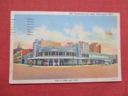 Greyhound Bus Depot   Minnesota > Minneapolis    Ref 3677 - Minneapolis