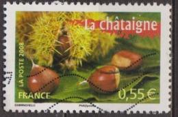 Régions - FRANCE - La Chataigne - N° 4265 - 2008 - Usados