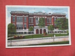 High School  Park Ridge  New Jersey   Ref 3677 - United States