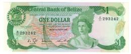 BELIZE1DOLLAR01/01/1986P46UNC.CV. - Belize