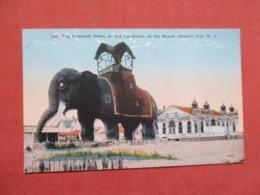 Elephant Hotel  New Jersey > Atlantic City  Ref 3677 - Atlantic City