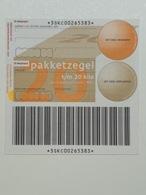 Netherlands: Pakketzeggel  NVPH 32  GD 32   20 Kg 2002 Unused - Ganzsachen