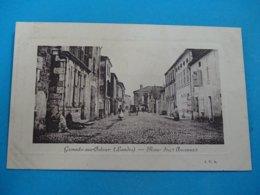40 ) Grenade-sur-adour - Rue Des Arceaux -   Année  - EDIT - J.T.A - France