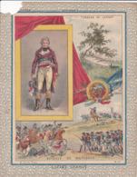 """Ce Ci N Est Pas Un Protège Cahier Mais Une Couverture De Cahier D'écolier (18x22) 4 Pages  """"Bataille De Wattignies"""" - Book Covers"""