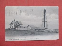 Rotograph--   Lighthouse  Marblehead Massachusetts  >  Ref 3677 - United States