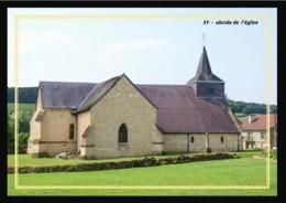 08  SY  ...  Abside De L'eglise - Frankrijk