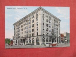 Selwyn Hotel  North Carolina > Charlotte>  Ref 3677 - Charlotte
