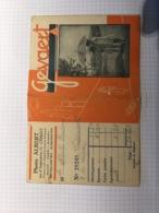19Q - Film Gevaert Pochette Pour Photos Studio Albert Chimay - Autres