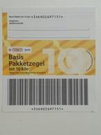 Netherlands: Pakketzeggel  NVPH 34  GD 34   10 Kg 2006 Unused - Ganzsachen