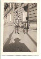 Enfants - Mardi Gras - 1er Mars 1927 - Deguisement - Indien - Personnes Anonymes