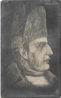 ARCHIBOLDO - NAPOLEON 1er - Portrait Effectué Avec Des Soldats Et Des Chevaux - Carte Photo - Illustrateurs & Photographes