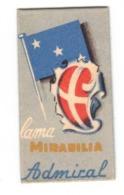 LAMETTE DA BARBA - LAMA MIRABILIA ADMICAL -  - ANNO 1950 -  POCO COMUNE - Razor Blades