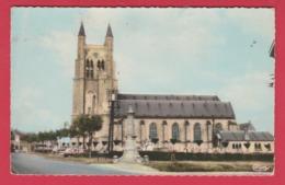 Loker - Kerk ...franse Uitgave -CIM -1964 ( Verso Zien ) - Heuvelland