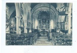 Rance Intérieure De L'Eglise - Sivry-Rance