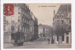 CP 25 BESANCON Avenue Carnot - Besancon