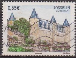 Tourisme, Morbihan - FRANCE - Chateau De Josselin - N° 4281 - 2008 - Usados