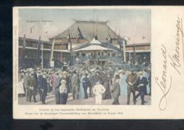 Groningen - Japansche Marktplein Theehuis - 1903 - Groningen