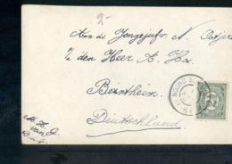 Noord Schwarwoude Grootrond - 1900 - Marcophilie