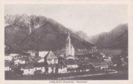 1920circa-Bolzano Toblacco (Pusteria)panorama - Bolzano (Bozen)