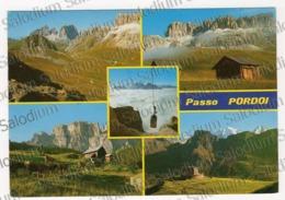 Passo Pordoi Seggiovia Funivia - Canazei Arabba Trento - Bolzano (Bozen)