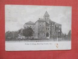 Potter College   Kentucky > Bowling Green  Ref 3677 - Bowling Green