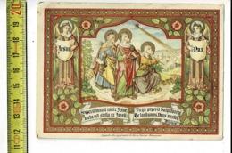 52137 - STEENDR. LOMBARTS V.D.VELDE DEURNE ANTWERPEN - JESUS PAX - Devotieprenten