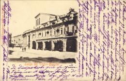 """1898-Brescia """"Largo Del Teatro"""" - Brescia"""