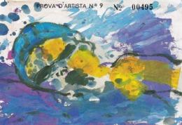 España Prueba De Artista Nº 9 - Summer 1992: Barcelona