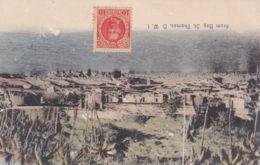 1909-Indie Olandesi Krum Bay St.Thomas D.W. 1 - Postcards