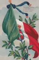1920ca.-Savoia Inno Alla Bandiera - Militaria