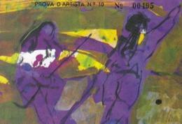 España Prueba De Artista Nº 10 - Summer 1992: Barcelona