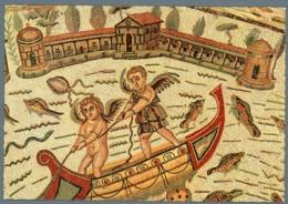 °°° Cartolina - Piazza Armerina Ingresso Al Soggiorno Dell'imperatore Nuova °°° - Palermo