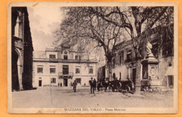 Mazara Del Vallo Italy 1910 Postcard - Mazara Del Vallo