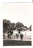 Satory - Camp Militaire - Barraquements Et Officiers - Guerre, Militaire