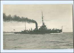 U6360/ Torpedoboot 75  Foto AK Ca.1930 - Oorlog