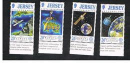 JERSEY -  1991       EUROPA       -      (MINT)** - Europa-CEPT