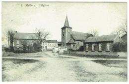 Mellery. Eglise. - Villers-la-Ville