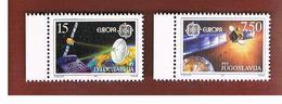 JUGOSLAVIA - 1991 EUROPA     -     MINT** - Europa-CEPT