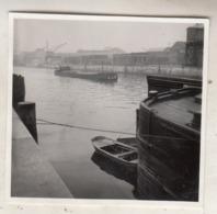 Canal Maritime - Photo 5.5 X 6 Cm - Lieux
