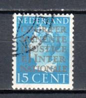 Netherlands 1940 NVPH Dienst D18 Canceled - Servicios