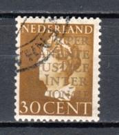 Netherlands 1940 NVPH Dienst D19 Canceled - Servicios