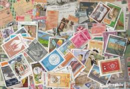 Nepal Briefmarken-100 Verschiedene Marken - Nepal