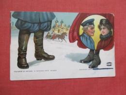 Footwear Of Nations  No.10 Russia     Ref 3677 - Pubblicitari