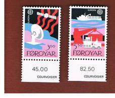 FAROER ( FOROYAR) - 1988 EUROPA     -     MINT** - Europa-CEPT