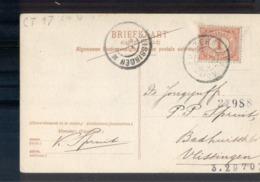 Puttershoek Grootrond Vlissingen - 1906 - Postal History
